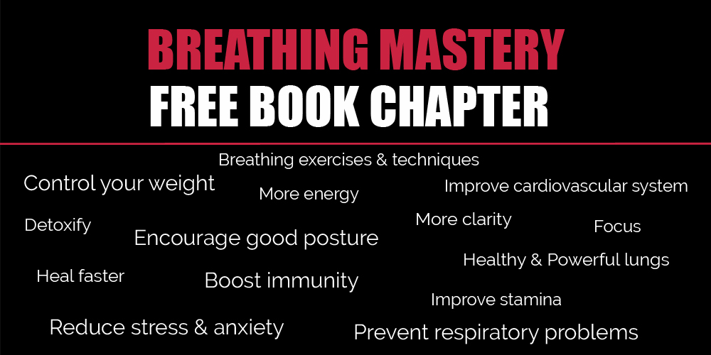 Breathing exercises and breathing techniques